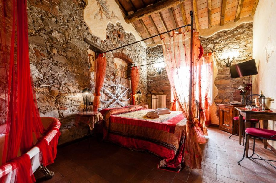 Suite romantica Bed & breakfast Lucca